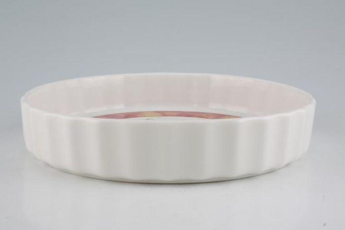 "Royal Doulton Vintage Grape - T.C.1193 Flan Dish Fluted 8 1/2"""