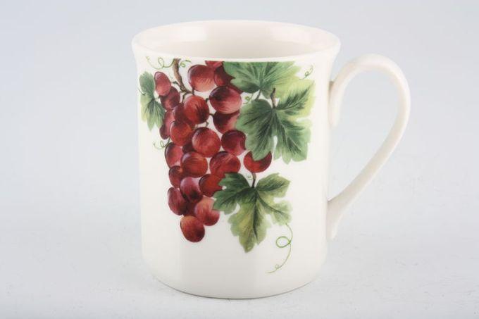 "Royal Doulton Vintage Grape - T.C.1193 Mug 3 1/8 x 3 5/8"""