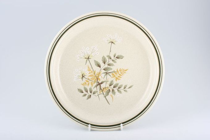 Royal Doulton Will O' The Wisp - Thick Line - L.S.1023 Dinner Plate 10 1/2""