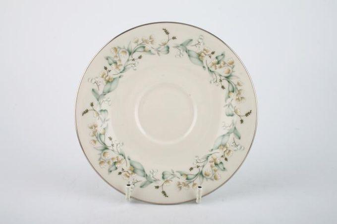 "Royal Doulton Woodland Glade - T.C.1124 Tea Saucer 5 7/8"""