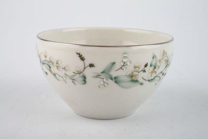 "Royal Doulton Woodland Glade - T.C.1124 Sugar Bowl - Open (Coffee) 3 1/2"""