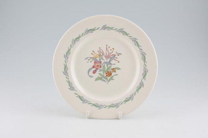 "Royal Doulton Fairfield - D6339 Breakfast / Salad / Luncheon Plate 8 3/4"""