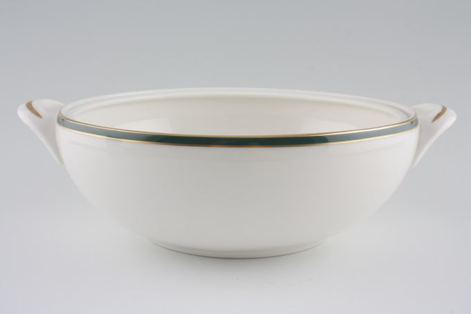 Royal Doulton Oxford Green - T.C.1191 Vegetable Tureen Base Only