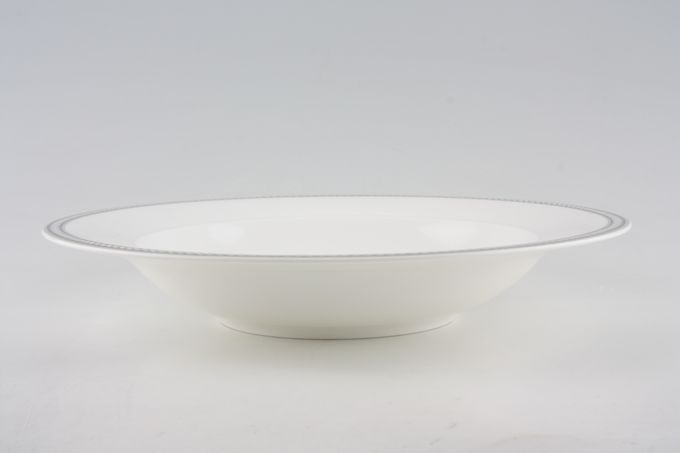 Royal Doulton Fusion - Rock Pasta Bowl 11""