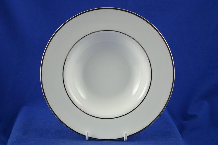 Royal Doulton - Langdale Platinum - H5289 - Rimmed Bowl