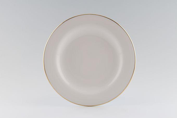 """Royal Doulton Inspiration - Gold Starter / Salad / Dessert Plate 7 7/8"""""""