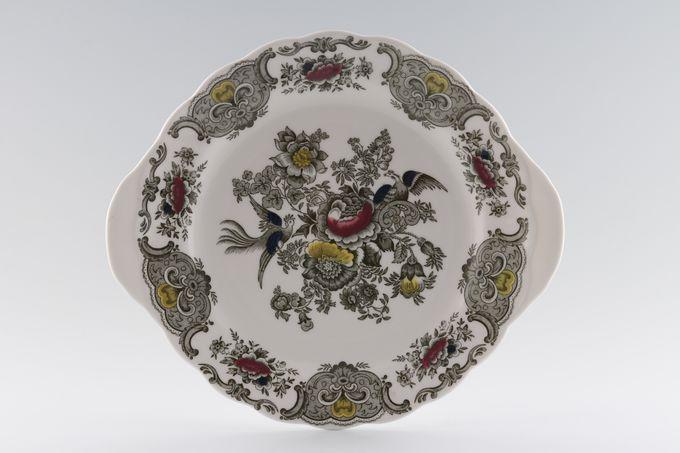 "Royal Doulton Windsor - T.C.1128 Cake Plate Eared 11 1/4"""