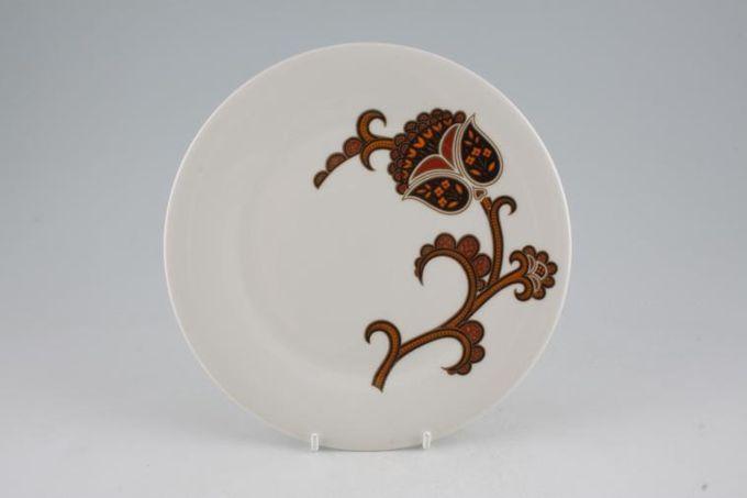"Royal Doulton Sumatra - T.C.1100 Starter / Salad / Dessert Plate 7 7/8"""