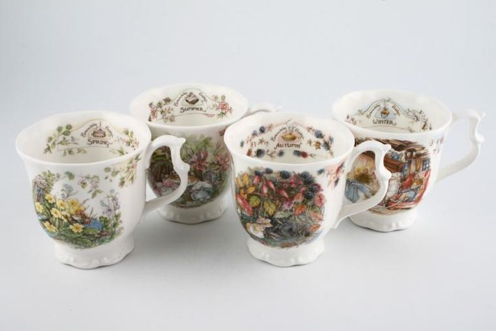 Royal Doulton Brambly Hedge - Seasons