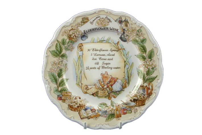 Royal Doulton Brambly Hedge - Recipe Collection