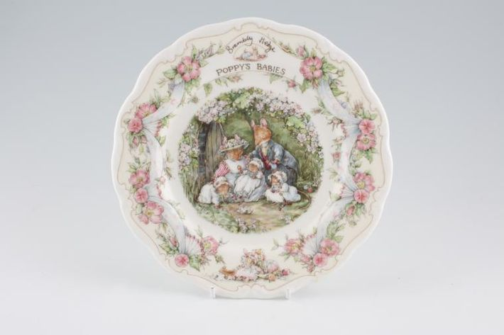Royal Doulton Brambly Hedge - Poppy's Babies