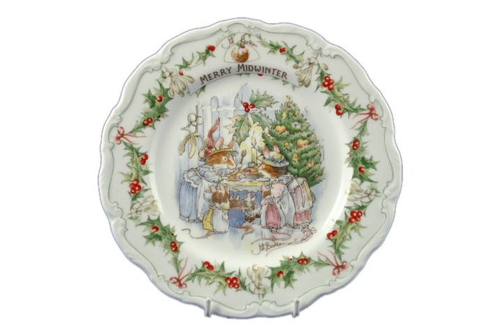 Royal Doulton Brambly Hedge - Merry Midwinter