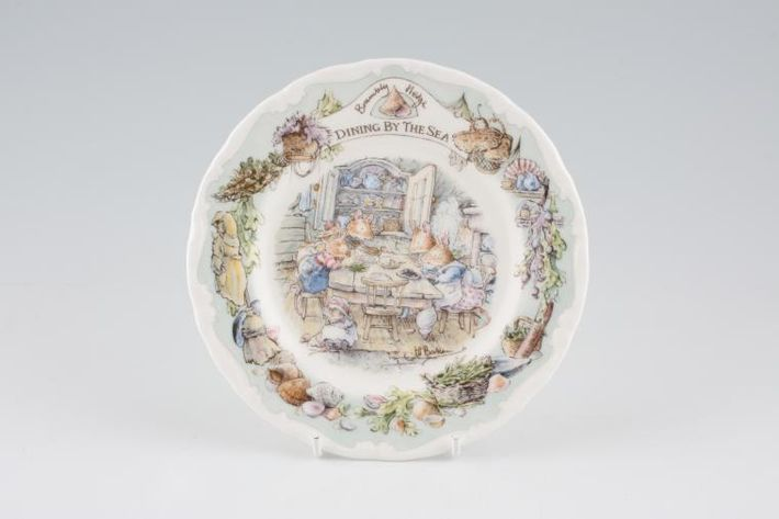 Royal Doulton Brambly Hedge - Dining By The Sea