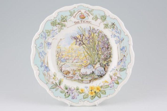 Royal Doulton Brambly Hedge - The Picnic