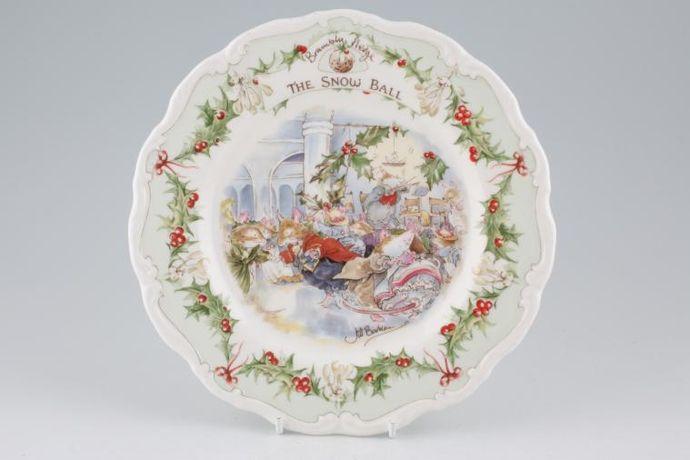 Royal Doulton Brambly Hedge - The Snow Ball