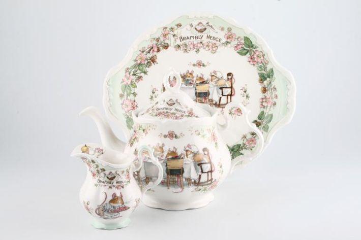 Royal Doulton Brambly Hedge - Tea Service