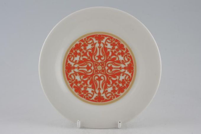 Royal Doulton Seville - T.C.1085 Tea / Side / Bread & Butter Plate This also doubles as a gravyboat stand 6 1/2""
