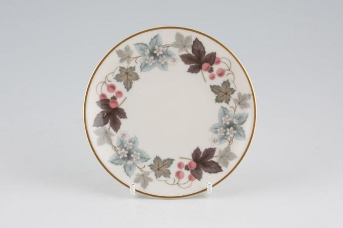 """Royal Doulton Camelot - T.C.1016 Plate Biscuit Plate 5"""""""