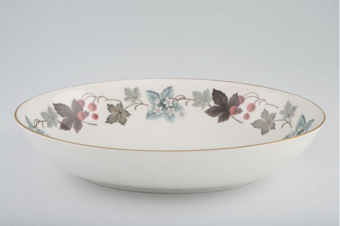 """Royal Doulton Camelot - T.C.1016 Vegetable Dish (Open) oval 9 1/2"""""""