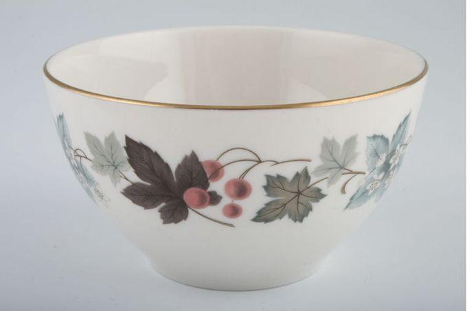 "Royal Doulton Camelot - T.C.1016 Sugar Bowl - Open (Tea) 4 1/2"""