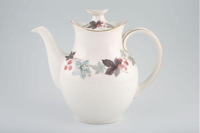 Royal Doulton Camelot - T.C.1016 Coffee Pot 2 1/2pt