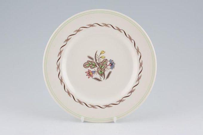 """Royal Doulton Woodland - D6338 Starter / Salad / Dessert Plate 7 5/8"""""""