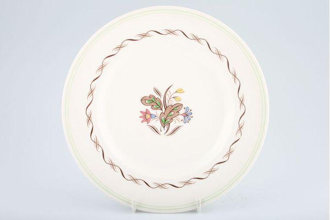 "Royal Doulton Woodland - D6338 Dinner Plate 10 1/2"""