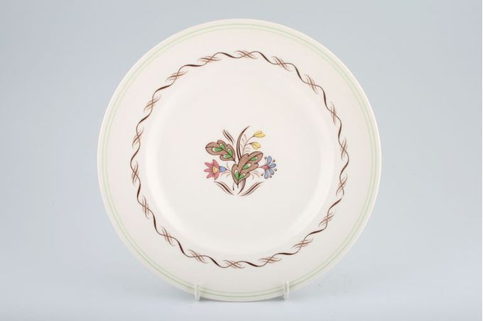 """Royal Doulton Woodland - D6338 Breakfast / Salad / Luncheon Plate 9 1/2"""""""
