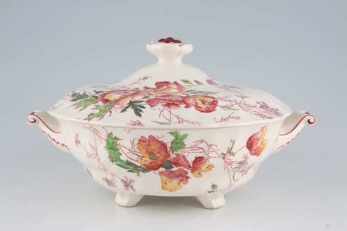 Royal Doulton Sherborne - D5915 Vegetable Tureen with Lid 2 handles