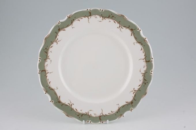 """Royal Doulton Fontainebleau - H4978 Dinner Plate 10 5/8"""""""
