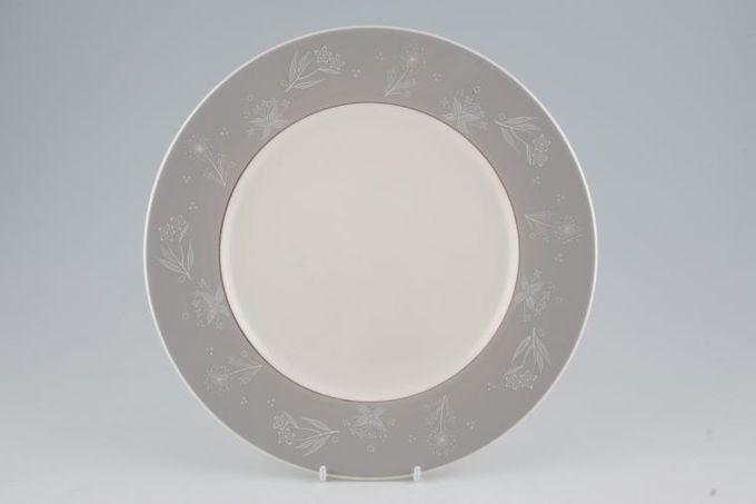 "Royal Doulton Bridal Veil - D6459 Dinner Plate 10 1/2"""