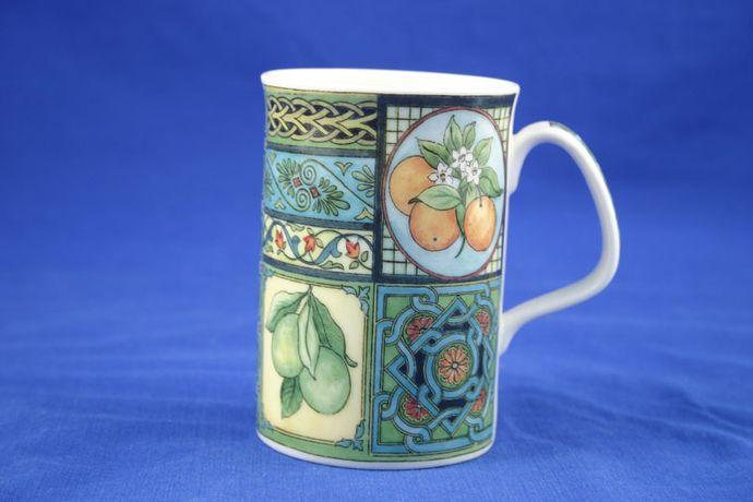 Royal Doulton Mugs - Royal Doulton - Persian Fruits