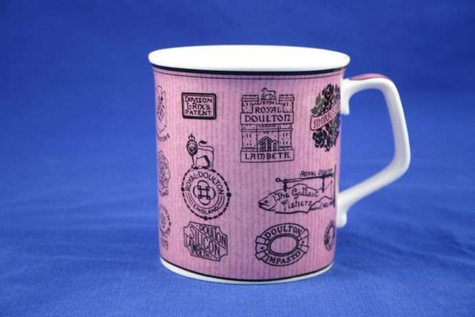 Royal Doulton Mugs - Royal Doulton - Centenary
