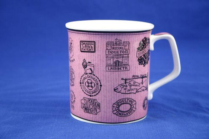 Royal Doulton Mugs - Royal Doulton - Centenary