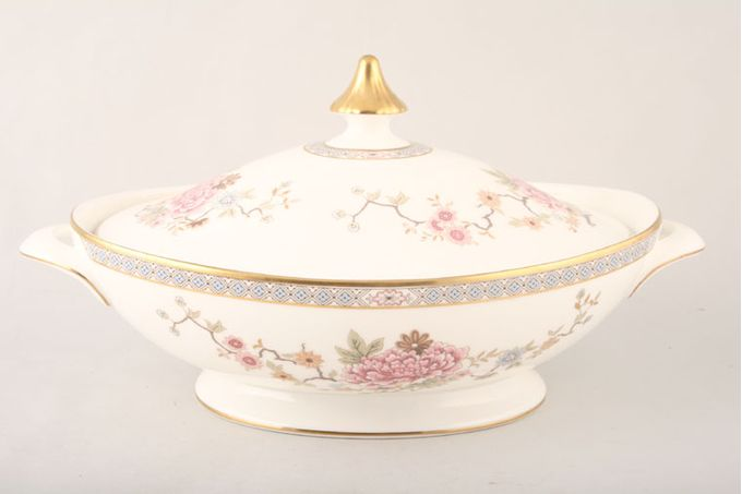 Royal Doulton Canton - H5052 Vegetable Tureen with Lid