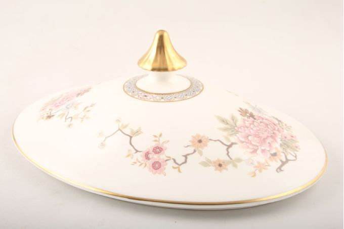 Royal Doulton Canton - H5052 Vegetable Tureen Lid Only