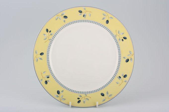 """Royal Doulton Blueberry Dinner Plate 10 1/4"""""""