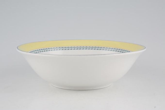 """Royal Doulton Blueberry Soup / Cereal Bowl 6 1/4"""""""
