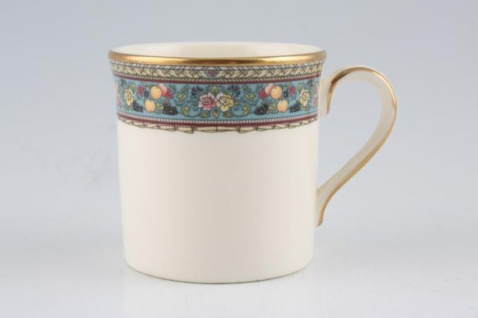 Royal Doulton Camberley - H5199 Coffee/Espresso Can 2 1/4 x 2 1/4""