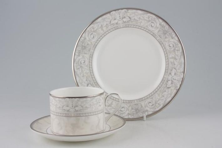 Royal Doulton Naples Platinum