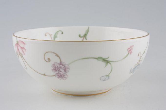 """Royal Doulton Mille Fleures - H5241 Soup / Cereal Bowl 6"""""""