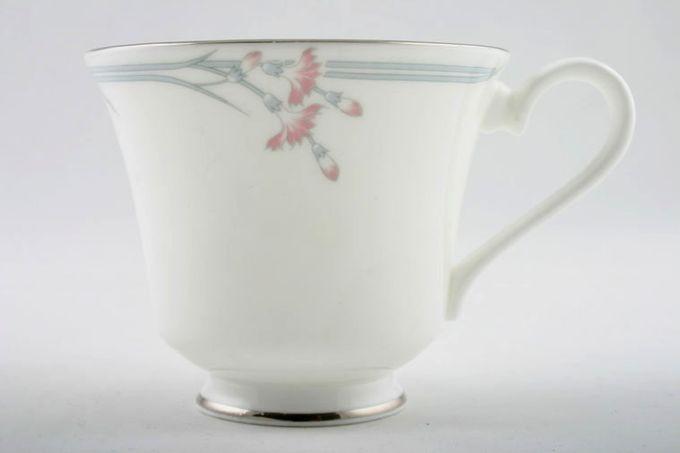 "Royal Doulton Carnation Teacup Granville Shape 3 1/2 x 3"""
