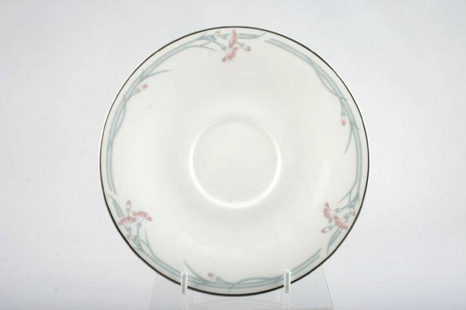 "Royal Doulton Carnation Tea Saucer 6 1/8"""