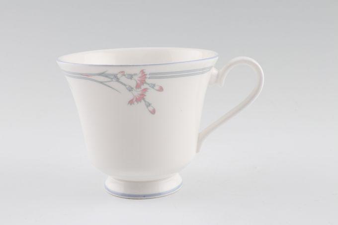 "Royal Doulton Carnation Micro - H5159 Teacup 3 5/8 x 3"""