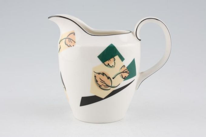 Royal Doulton Central Park - T.C.1198 Milk Jug 1/2pt