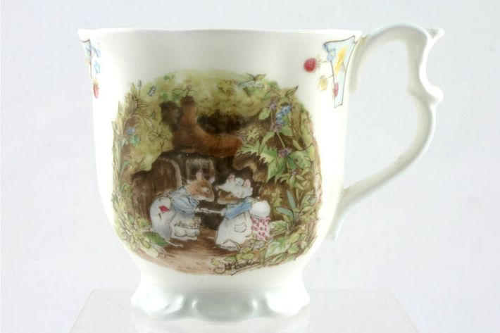 Royal Doulton Brambly Hedge - The Engagement