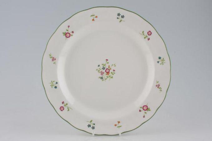 "Royal Doulton Avignon - TC1145 - Smooth edge Dinner Plate 10 1/2"""