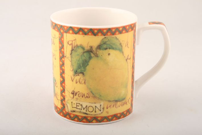 Royal Doulton Victorian Fruits