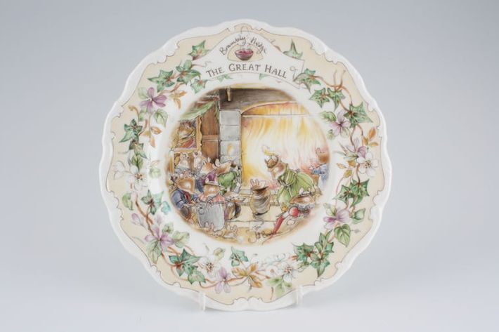 Royal Doulton Brambly Hedge - The Great Hall