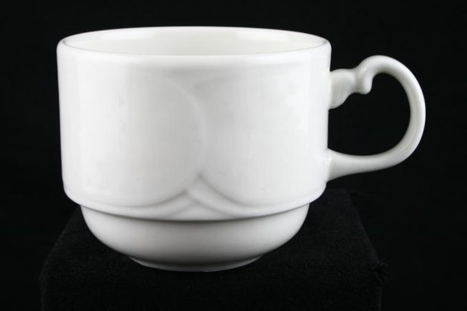 "Royal Doulton Profile - Hotel Ware Teacup 3 1/4 x 2 5/8"""